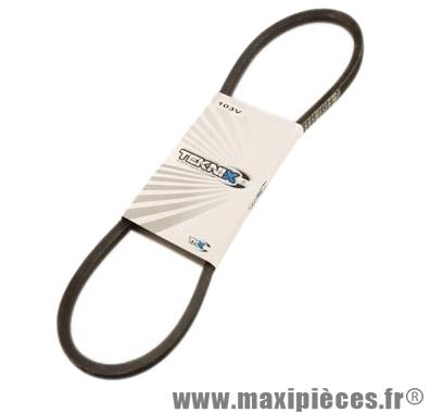 Courroie lisse teknix : peugeot 103 sp / mvl