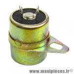 Condensateur a souder pour cyclomoteur Peugeot 101 102 103 104