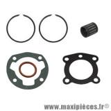 Pack segmentation joint haut moteur et cage a aiguille pour cyclomoteur Peugeot 103 mvl sp spx rcx vogue