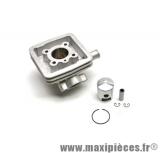 Kit cylindre piston airsal alu pour peugeot 103 liquide xplc clip rcx ...