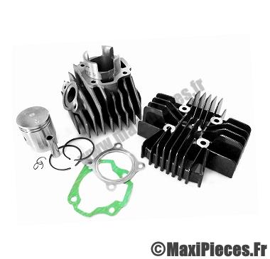 kit haut moteur complet fonte pour yamaha peewee pw yzinger 50cm³…