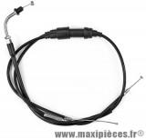 Câble de transmission gaz pour Yamaha pw 50cc