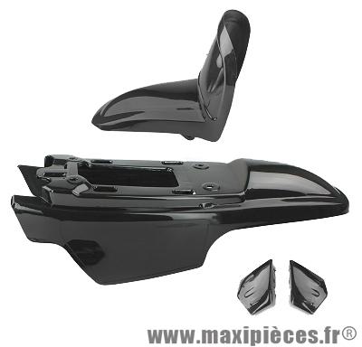 Kit carrosserie carénage noir adaptable pour Yamaha pw 50cc