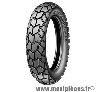 Pneu moto Michelin Sirac 130/80X17 TL/TT 65T