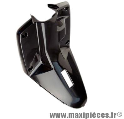 Tablier protège jambe noir brillant pour mbk booster yamaha bws jusqu'à 2003