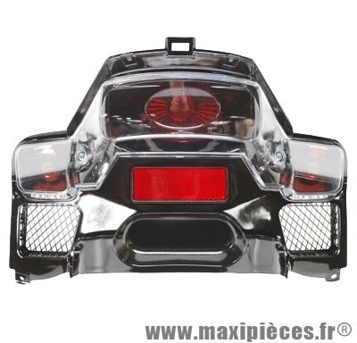 Feu arrière lexus noir adaptable origine pour mbk ng rocket next yamaha bws ng