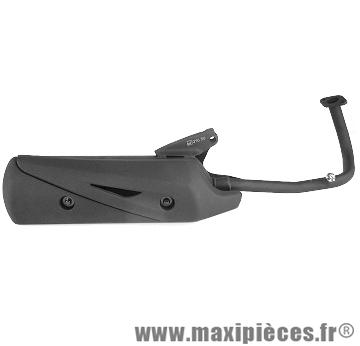 Pot d'échappement type origine pour scooter chinois motorisation GY6 139qma/b 50cm³