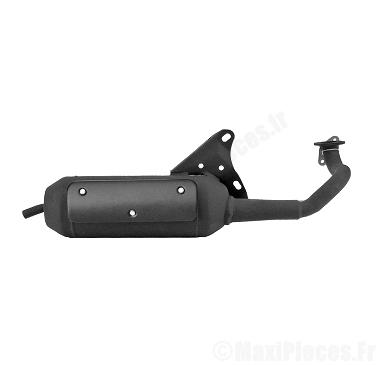 pot d'echappement type origine pour Mbk nitro, Yamaha aerox (non catalysé)…