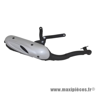 pot d'echappement type origine sito pour peugeot ludix one vivacity 50cm³ air