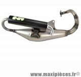 Pot d'échappement Tecnigas Q-TRE pour Peugeot speedfight, x-fight, tkr…