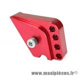 Rehausse amortisseur alu Rouge pour Peugeot Trekker, Buxy…