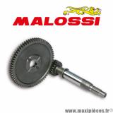 Prix spécial ! Engrenages primaires HTQ Z Malossi 16/57 pour scooter Kymco agility r16 people 50cc 4T