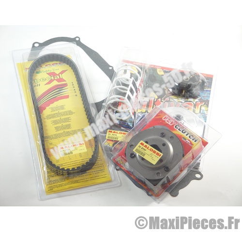 Pack transmission Malossi booster.