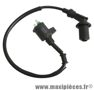 Bobine allumage pour scooter chinois gy6 139qmb 4t, peugeot kisbee, vclic…