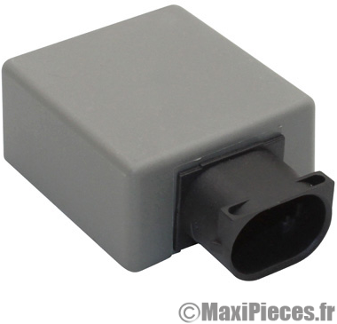 bloc boitier cdi adaptable pour peugeot ludix, vivacity 3, tkr, trekker…