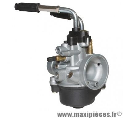 Carburateur 12 adaptable origine : mbk booster bw's nitro aerox (jusqu'à 2003)