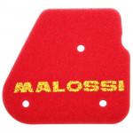 Mousse Malossi pour filtre/boite air origine compatible scooter Mbk nitro ovetto mach g, Yamaha aerox neos jog 50cc