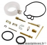 Kit réparation carburateur (MP213) pour scooter 2T peugeot, honda, kymco, sym