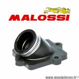 Pipe d'admission Malossi Ø22x28 L.29 plongée nbr racing pour scooter mbk nitro ovetto jog… *Prix spécial !