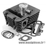 kit cylindre piston type origine 4temps pour Piaggio fly, Vespa lx/s/primavera