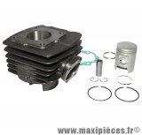 Kit cylindre piston type origine fonte : honda scoopy x8r bali sfx