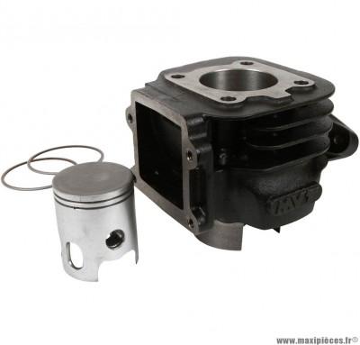 kit cylindre mvt iron max fonte pour mbk booster spirit,  stunt, rocket…