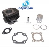 Kit cylindre piston Olympia fonte (axe de 12) pour cpi, hussar, oliver, popcorn…