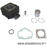 Prix spécial ! Kit cylindre piston Olympia fonte pour peugeot vivacty, speedfight, elyseo…