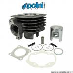 Kit cylindre 50 cc polini fonte air : peugeot ludix 50 vivacity...