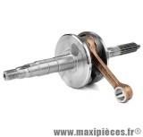 Prix spécial ! Vilebrequin conti origine axe de piston 10mm pour scooter cpi, conti, generic, keeway, tnt motor...
