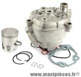 kit haut moteur alu pour mbk nitro yamaha aerox aprilia sr malaguti f12/15…