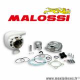 Kit haut moteur malossi mhr replica alu 50cc refroidissement liquide pour scooter Peugeot speedfight 1 et 2 x-fight euro 2...