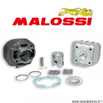 Kit haut moteur 50 cc malossi htq : mbk ovetto fliper aprilia sr 50 rally naked pgo neos jog malaguti f10 f12...
