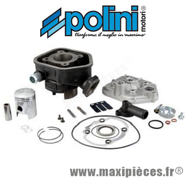 kit haut moteur 50 cc polini fonte h20 : peugeot speedfight x-fight elistar 50 ...