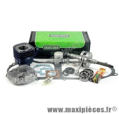 Pack kit moteur complet carenzi mbk ovetto mach-g yamaha jog neos aprilia sr rally malaguti f10 f12 f15...