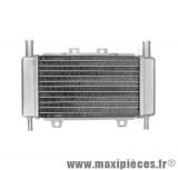 Radiateur adaptable pour Piaggio zip sp, Gilera runner, dna 50cm³