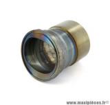 Rotule d'échappement Stage 6 cylindre R/T pour pot Yasuni C20 / C21 / C30, pour Piaggio NRG / Runner