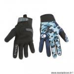Gants moto trendy ete gt625 - goias camo bleu / bleu taille XS