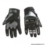 Gants moto trendy ete gt425 - ceara gris / noir taille S