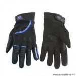Gants moto trendy ete gt225 - callao noir / bleu taille M