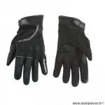 Gants moto trendy ete gt225 - callao noir / gris taille L