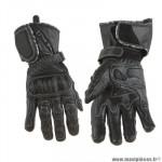 Gants moto trendy mi saison gt725 - nazca noir taille S