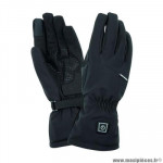 Gants tucano hiver feelwarm chauffant - noir taille xxxl