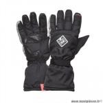 Gants motard tucano hiver super insulator - noir taille XS