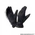 Gants motard automne/hiver tucano hub noir taille XL