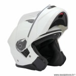 Casque type modulable marque NoEnd district couleur blanc taille xxl