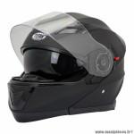 Casque type modulable tytan road roadster couleur noir mat taille xl