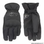Gants motos noend gtr 4 seasons waterproof coques black taille 2XL