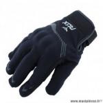 Gants all season marque ADX city coursier couleur noir T9 taille M