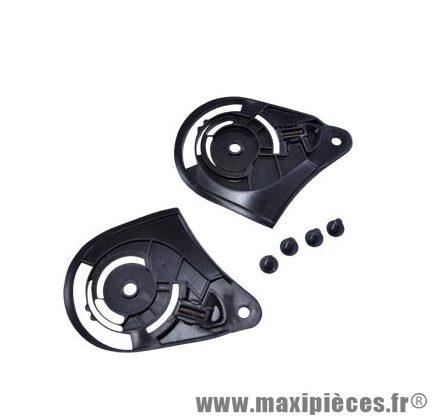 Kit fixation Écran Casque marque ON/OFF Pyro (Gamme 2017 ->)